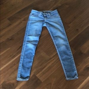 BIG STAR 1974 Woman's Cropped Jegging SZ 24/25